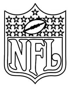 nfl coloring pages bowl ideas for crafts activities and more