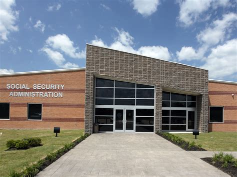 Social Security Administration Office Houston Tx by Wm Dillard Associates L P