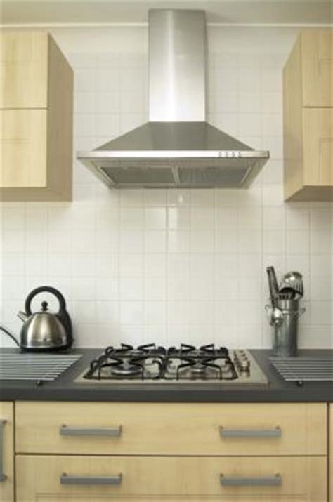 Kitchen Exhaust Clearances Standard Range Duct Sizes Home Guides Sf Gate