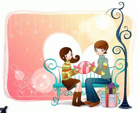 wallpaper animasi romantis bergerak gambar romantis kartun bergerak kumpulan gambar gambar
