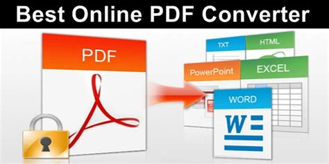 convert pdf to word safe convert pdf to word excel ppt image other file format