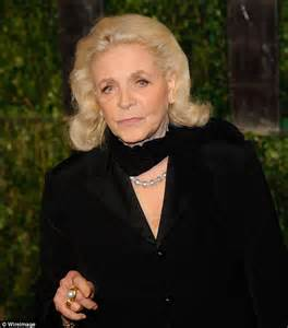 bacall died lauren bacall dead from a massive stroke aged 89 daily