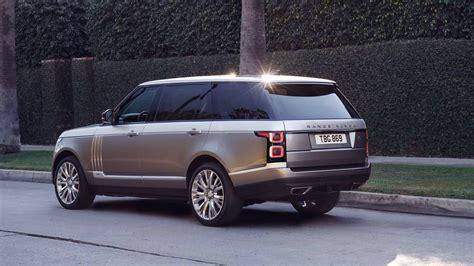 2018 Land Rover Range Rover by Land Rover Range Rover Svautobiography 2018 Land Rover