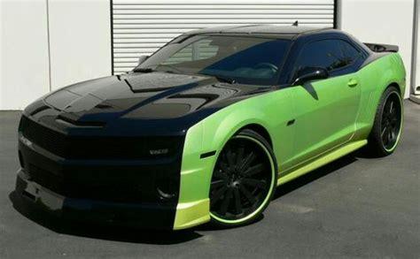 neon green camaro black neon green camaro my all time favorite car
