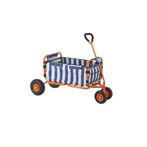 sandusky 5 cu ft folding utility cart fcw5424 the home