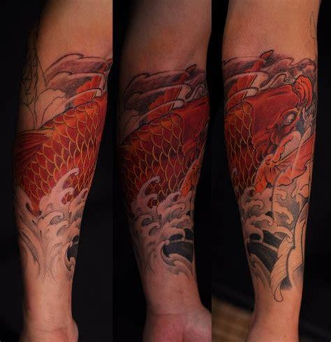 chronic ink tattoo toronto tattoo color tattoo hook and chronic ink tattoo toronto tattoo koi fish tattoo