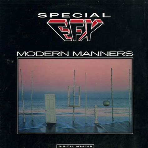 Modern Manners special efx modern manners
