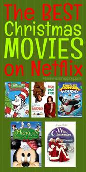 Christmas Movies On Netflix Best Christmas Movies On Netflix While He Was Napping