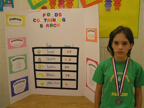 science fair projects science finally discovers my 3rd grade science fair project retrospectacle a