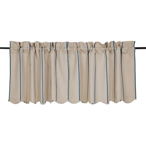 curtains 24 x 36 charlotte azure scalloped curtain tiers 24 quot x 36