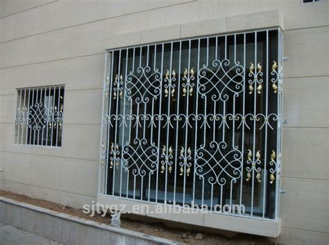 the new design iron grill window door designs view iron