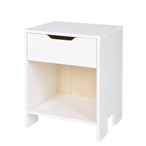Table De Nuit Pin by Table De Nuit En Pin Massif By Drawer