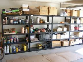Garage Building Ideas Diy Garage Shelf Ideas Home Decorations