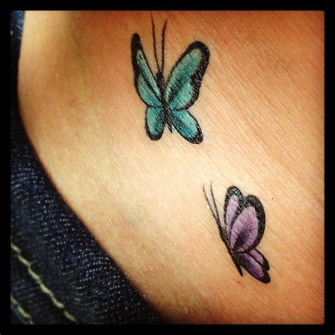 124 Best Images About Butterfly Tattoo On Pinterest Butterfly Tattoos With Initials