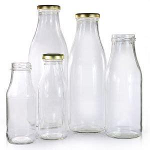 Jar Kaca Botol Kaca Glass Jar 400 Ml china 200ml 250ml 500ml 1000ml milk juice glass bottles with metal cap wholesale china
