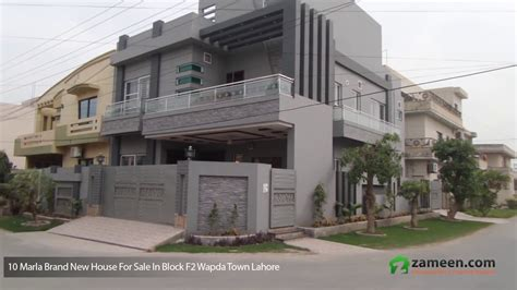 home design 8 marla 10 marla brand new corner house is available for sale in