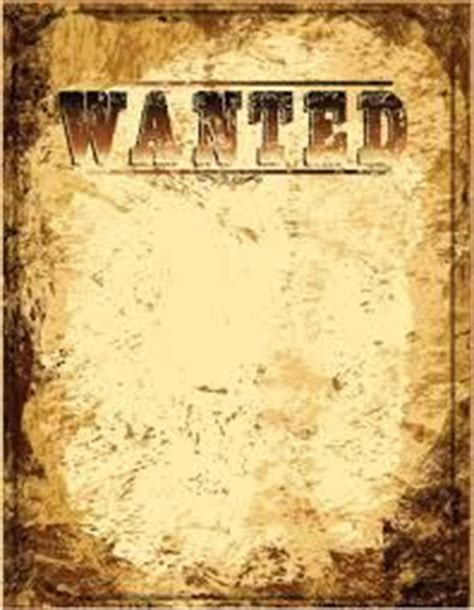 powerpoint wanted poster template 9 free premium wanted poster templates psd graphic
