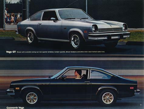 1976 chevy vega 1976 chevrolet vega brochure