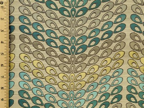 contemporary upholstery woven edra celestial modern contemporary peacock geometric