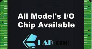 Ite 8587e By Chelin Part npce995 laodx laptop i o chip