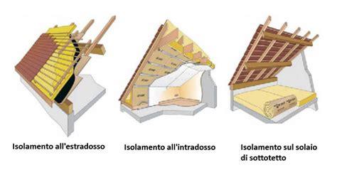 coibentare il soffitto coibentare soffitto dall interno casamia idea di immagine