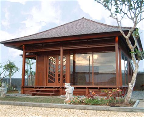 Murah Wooden Button Kancing Kayu Tree Small Tropical Prefab Homes Studio Design Gallery
