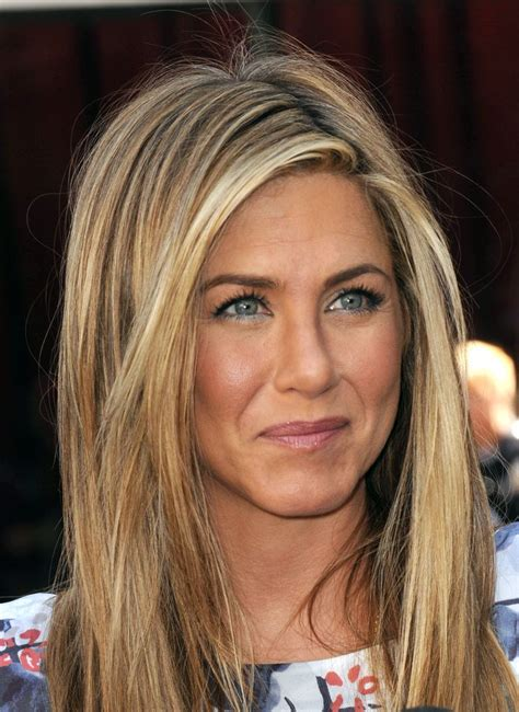 what color are aniston s eye color blue vs brown aniston