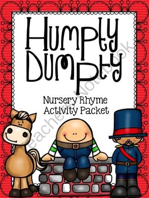 humpty dumpty nursery rhyme full version 1000 images about class nursery rhymes on pinterest