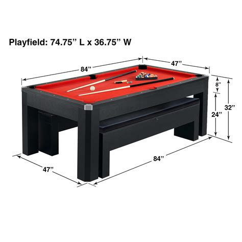 pool and ping pong table combo canada park avenue 7 pool table tennis combination with
