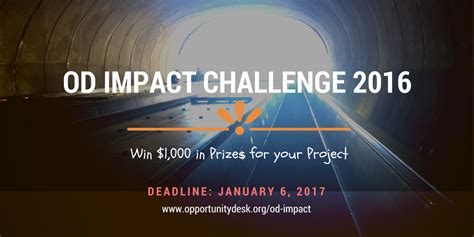 Opportunity Desk by Opportunity Desk Od Impact Challenge 2016 Opportunity Desk