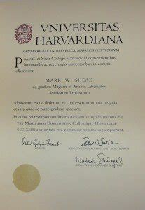 Does Harvard An Mba Program by Are Degrees Issued By Harvard Extension School Different