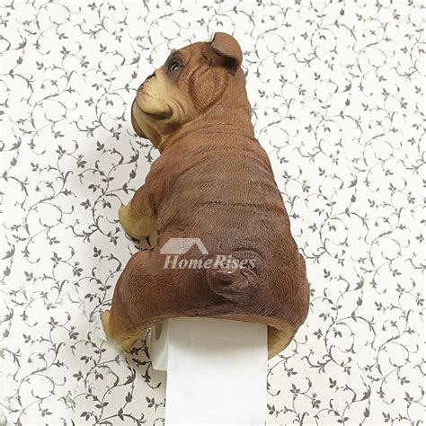 animal toilet paper holder animal toilet paper holder wall mount resin cute bathroom
