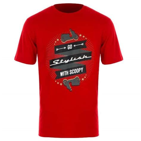 Kaos Motor Honda Scoopy 018507 scoopy go t shirt honda cengkareng