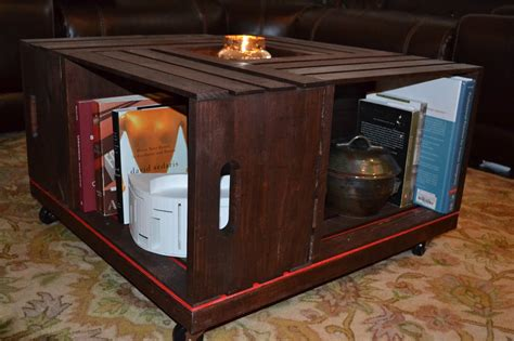 Coffee Table Made Of Crates 20 Diy Wooden Crate Coffee Tables Guide Patterns