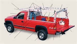 up truck ladder rack truck rack features system