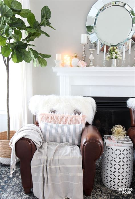 winter mantel decorating ideas setting for four easy spring mantel decorating ideas setting for four