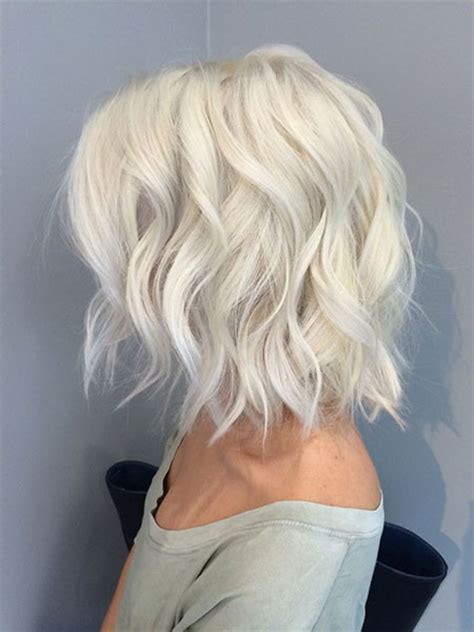 hair color platinum blonde bob cuts 50 short bob hairstyles 2015 2016 short hairstyles