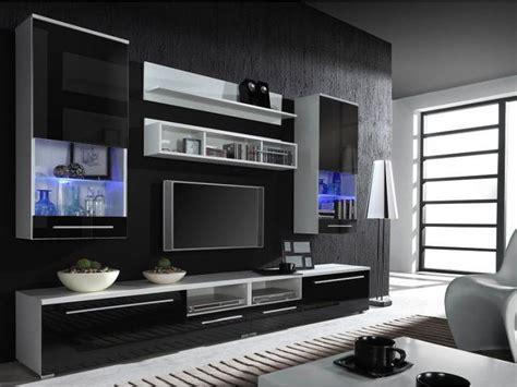 Black Wall Units For Living Room | wall units awesome black wall units for living room wall