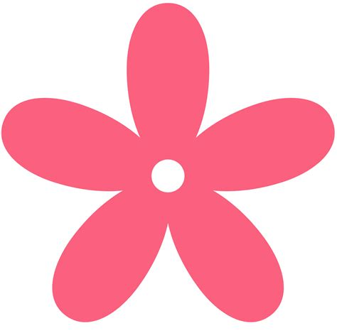 flower clip free pink clipart flower clipart best clip gmk