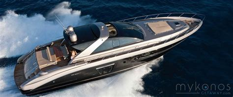 speed boat yacht mykonos charter a luxury speed boat private cruise greek