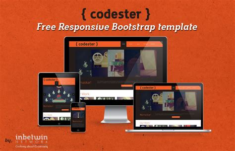 Free Responsive Bootstrap Templates free responsive bootstrap website template just uk freebies
