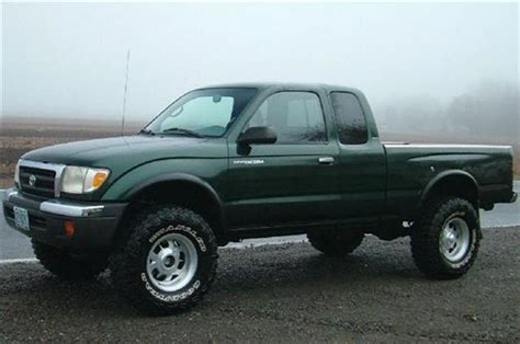 2000 Toyota Tacoma For Sale By Owner Used 2000 Toyota Tacoma For Sale Carsforsale