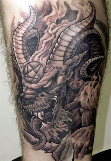 tattoo satan photo 60 wonderful satan tattoos ideas golfian com