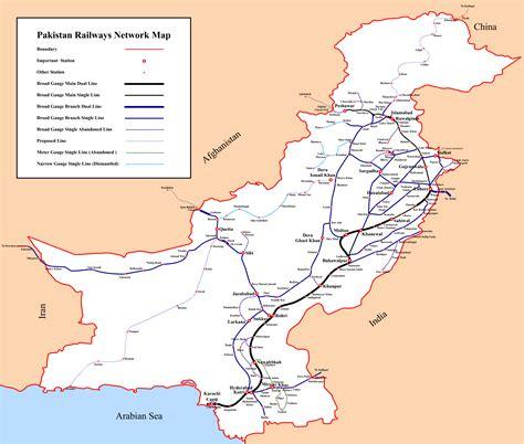 us area code from pakistan railway lines map naksha naqsha pakistan