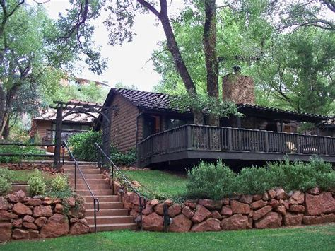 Cabins For Rent In Az by Cabin Picture Of L Auberge De Sedona Sedona Tripadvisor