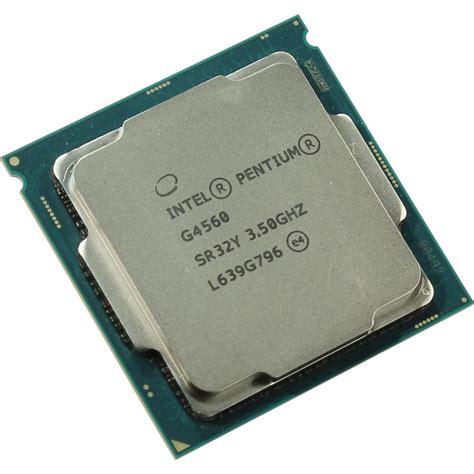 Processor Intel G4560 3 5 Ghz Dual Fclga1151 intel pentium g4560 processor 3 5gh end 4 7 2020 11 06 am