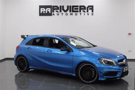 2014 mercedes a45 amg used 2014 mercedes a45 amg 4matic for sale in west