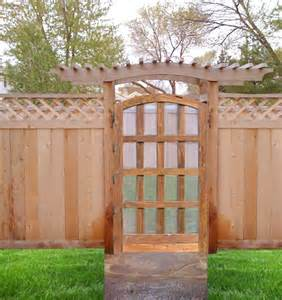 patio gates garden gates custom gates custom wood gates