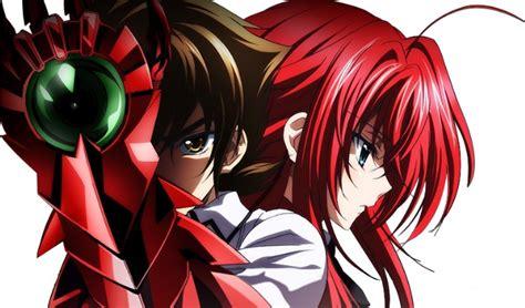 anime dxd funimation adds high school dxd born plans simulcast