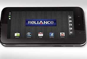 Tablet Android Gsm Cdma rcom launches india s cdma android tablet technology news
